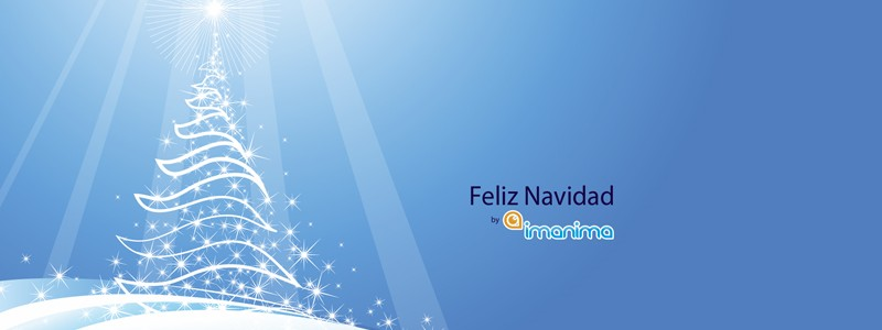 #Felicitador. Felicitación de Navidad 2013 de Imanima