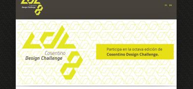 Cosentino Design Challenge. Diseño y programación web